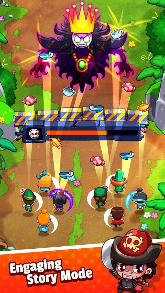 دانلود Smashy Duo 5.2.2 – بازی آرکید دو قلوهای مبارز اندروید