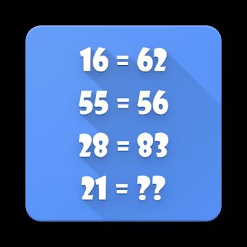 دانلود ۵ New Math Puzzles for Geniuses 2019 – بازی پازلی فکری اندروید