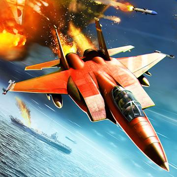 دانلود Skyward War – Mobile Thunder 1.1.2 – بازی جنگ های آسمان اندروید