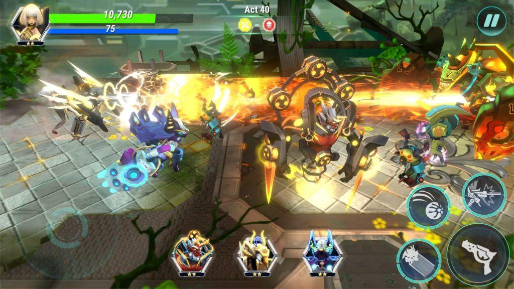 دانلود Eternity Legends: Royale Mobile Dynasty Warriors 1.5.5 بازی افسانه های ابدیت اندروید