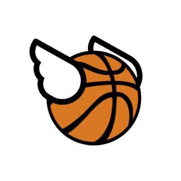 """دانلود Flappy Dunk 1.7.2 – بازی آرکید جالب """"توپ بسکتبال پرنده"""" اندروید"""