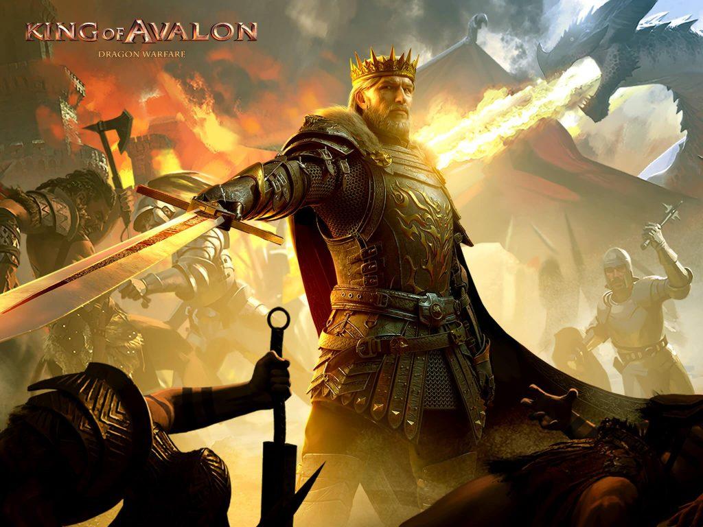 دانلود King of Avalon: Dragon Warfare 10.3.0 – بازی جنگ اژدها اندروید