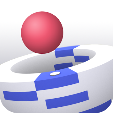 دانلود Hopping Ball 1.0.15 – بازی افزایش تمرکز پرش با توپ اندروید
