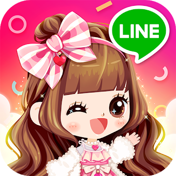 دانلود LINE Play 7.5.0.0 – بازی جذاب و دخترانه تزیین خانه اندروید