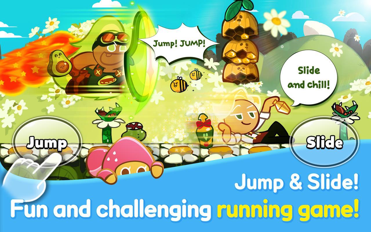 دانلود Cookie Run: OvenBreak 6.012 - بازی دوندگی کوکی ران اندروید