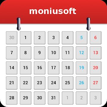 دانلود Moniusoft Calendar v5.0.12 – نرم افزار مدیریت کارهای روزانه اندروید