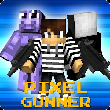 دانلود Pixel Gunner 10.1 – بازی تیراندازی پیکسلی اندروید
