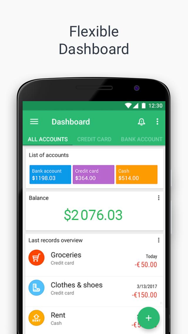 دانلود Wallet – Finance Tracker and Budget Planner 8.2.241 - برنامه کیف پول هوشمند اندروید