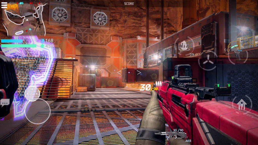 دانلود Infinity Ops: Online FPS 1.4.0 - بازی تفنگی اول شخص آنلاین اندروید