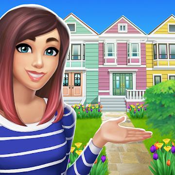 دانلود Home Street – Home Design Game 0.25.4 بازی طراحی و ساخت خانه برای اندروید