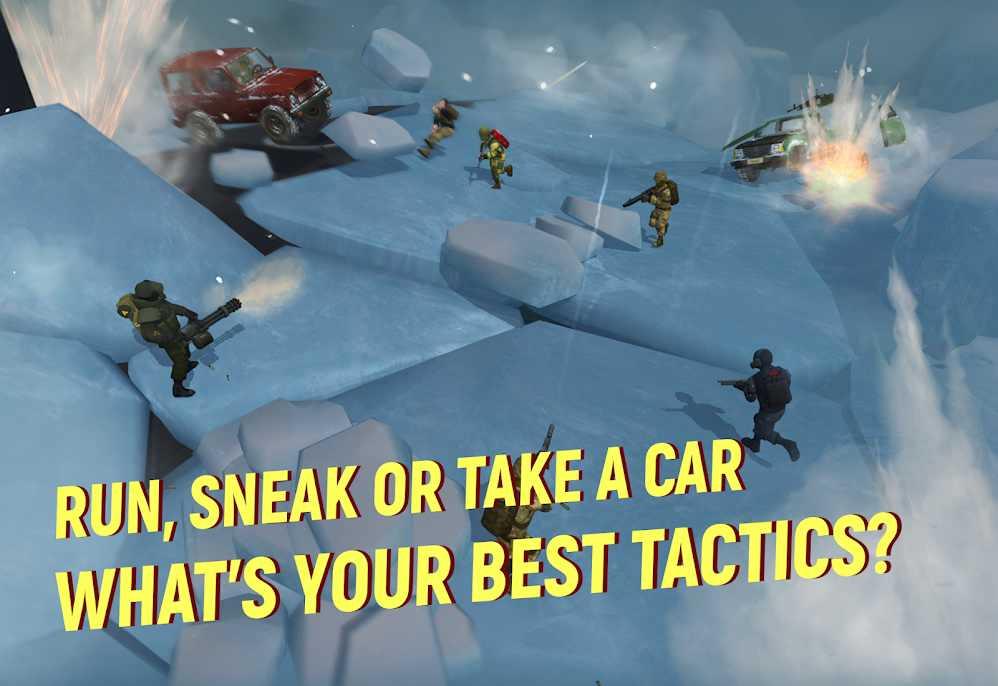 دانلود Tacticool - 5v5 shooter 1.33.1 - بازی تیراندازی چند نفره اندروید