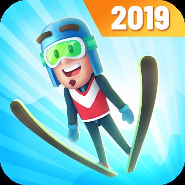 دانلود Ski Jump Challenge 1.0.30 – بازی پرش اسکی اندروید