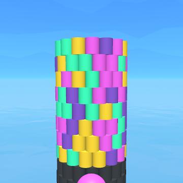 دانلود Tower Color 1.1.9 – بازی برج رنگی اندروید