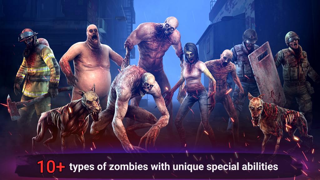 دانلود Zombeast: Survival Zombie Shooter 0.27.3 - بازی تیراندازی به زامبی اندروید