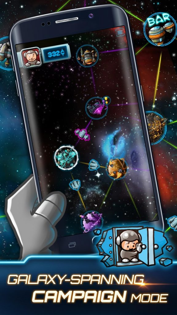دانلود Galaxy Trucker 2.9.92 – بازی جذاب راننده کهکشان اندروید