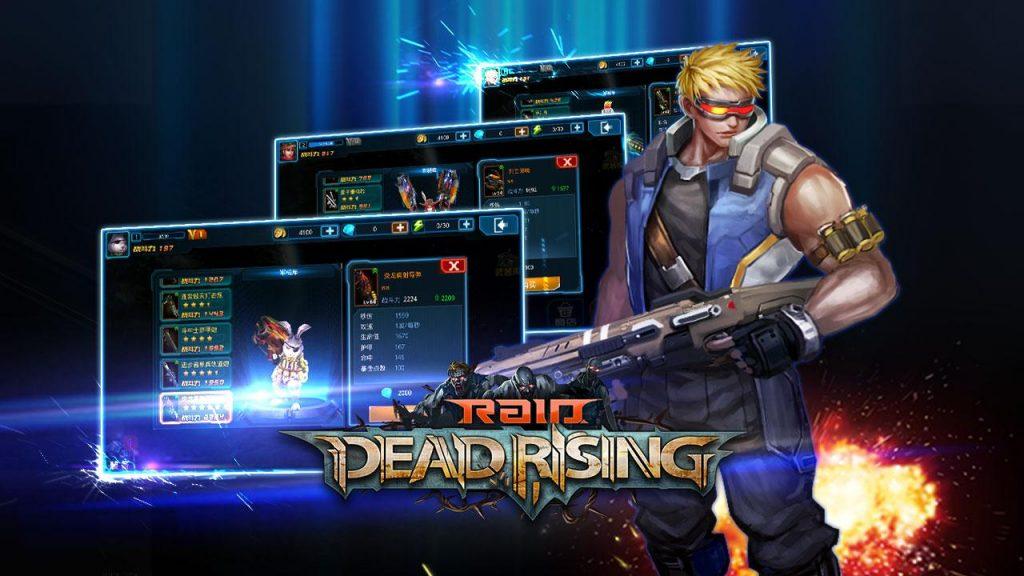 دانلود Raid:Dead Rising v1.2.0 - بازی اکشن حمله اندروید