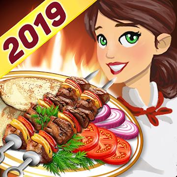 دانلود Kebab World – Cooking Game Chef v1.14.0 – بازی آشپزی دنیای کباب اندروید