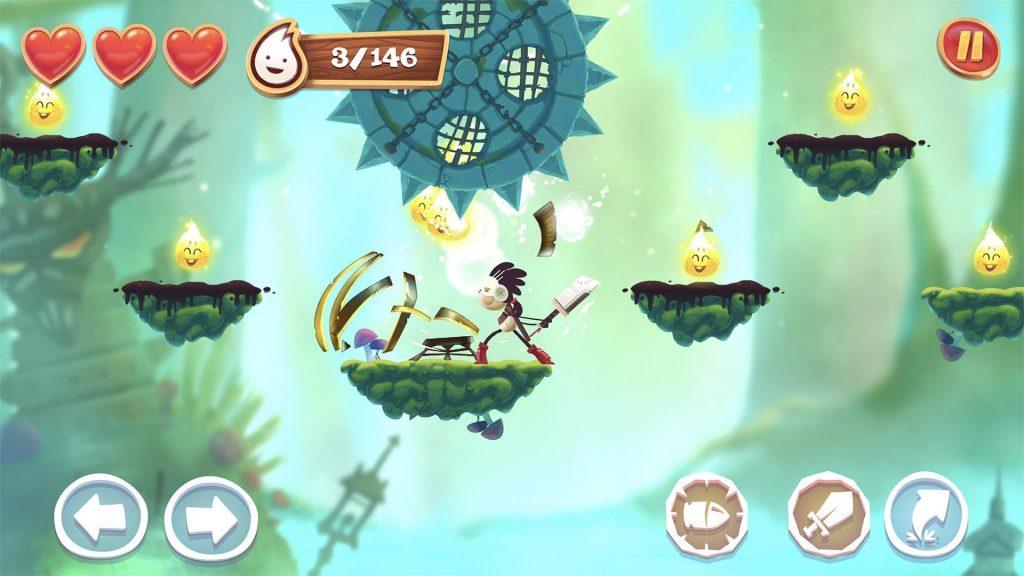 دانلود Spirit Roots Adventure 1.0.4 - بازی ماجراجویی روح اندروید