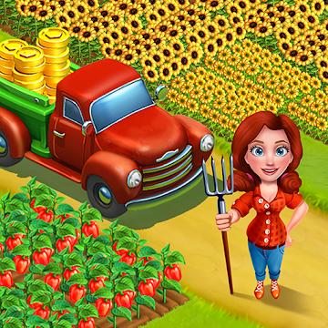 دانلود Golden Farm 1.21.27 – بازی سرگرم کننده مزرعه طلایی برای اندروید