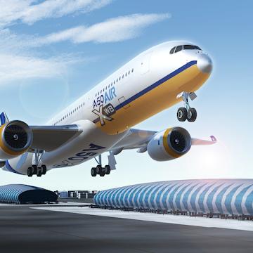 دانلود بازی Airline Commander–A real flight experience 1.3.0 خلبانی با هواپیمای مسافربری اندروید+دیتا