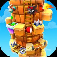 دانلود Blocky Castle 1.16.0 – بازی اکشن متفاوت قلعه بلوکی اندروید