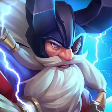دانلود Castle Clash: New Dawn 1.9.1 – بازی استراتژی جالب کستل کلش اندروید