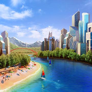 دانلود Citytopia 2.9.0 – بازی شهرسازی سیتی تاپیا اندروید