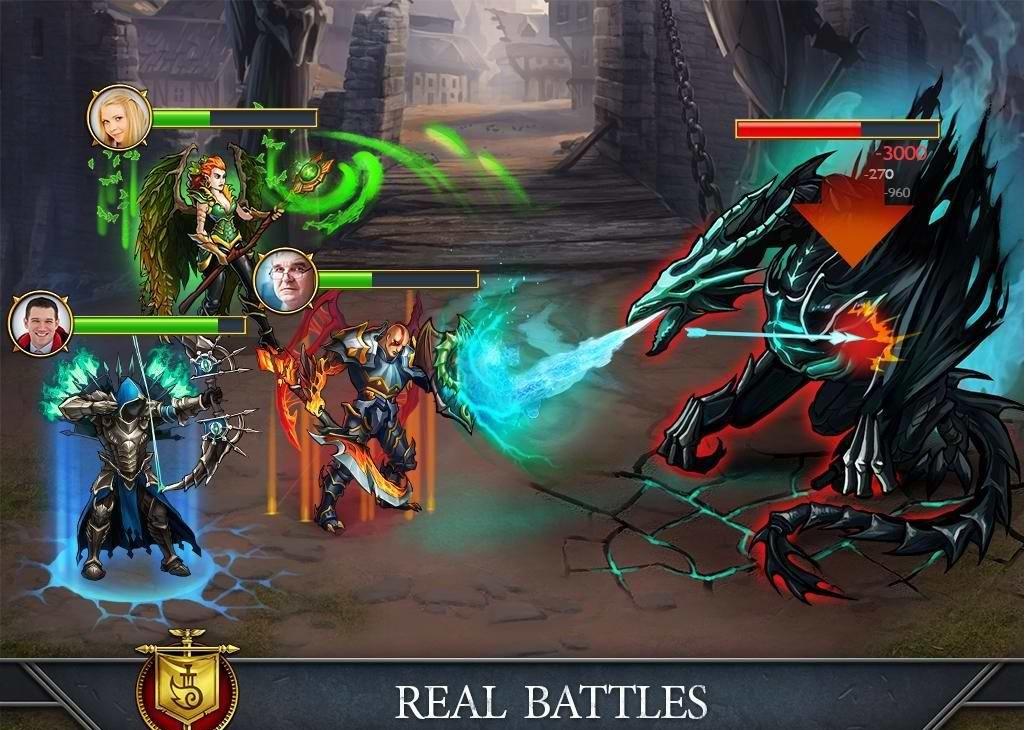 دانلود Gods and Glory: War for the Throne 4.6.1.0 - بازی استراتژیک خدایان و افتخار اندروید
