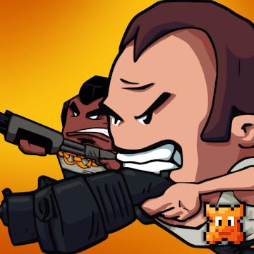 دانلود Gunslugs: Rogue Tactics 1.0.6 – بازی اکشن خارق العاده تفنگداران اندروید