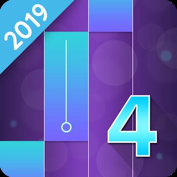 دانلود Piano Solo – Magic Dream tiles game 4 2.2.2 – بازی موزیکال تکنوازی پیانو اندروید