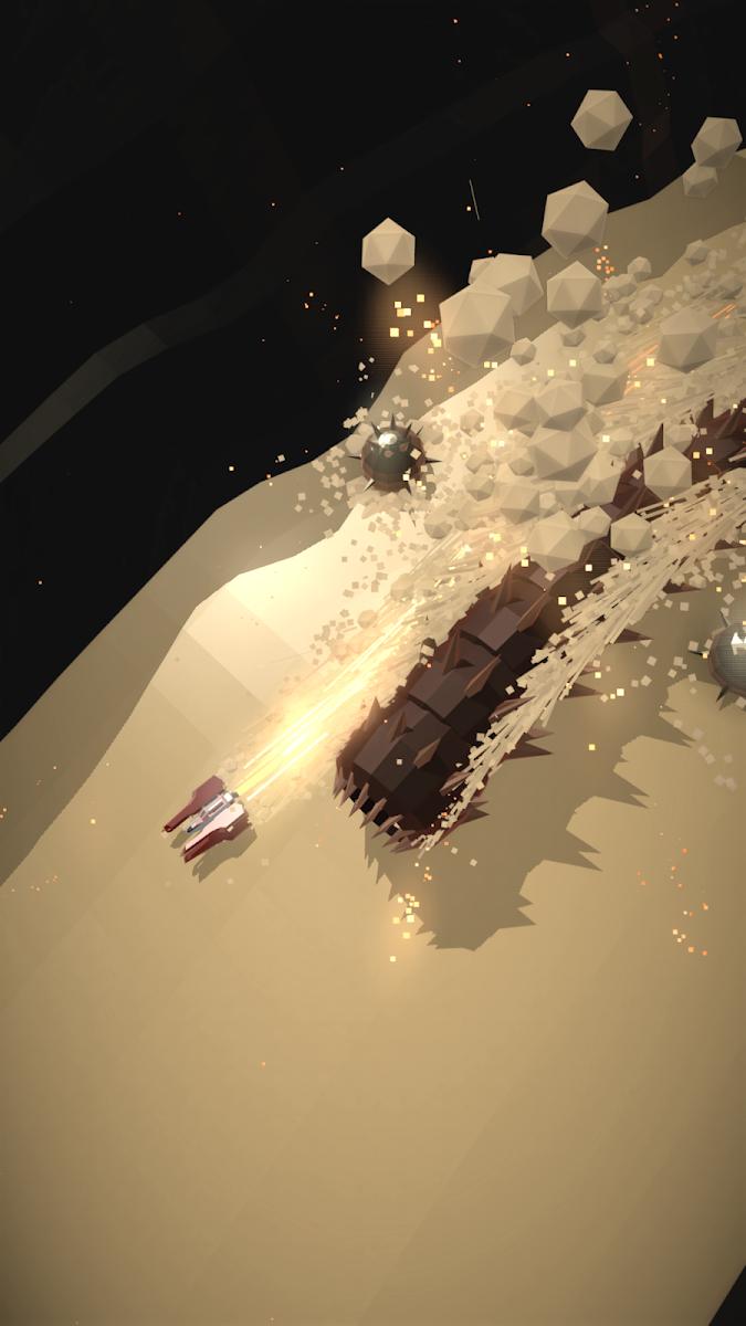 دانلود Scorcher 1.1 - بازی هیجان انگیز سفینه شعله ور اندروید