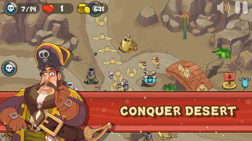 دانلود Tower Defense Realm King 3.2.7 - بازی استراتژی قلمرو پادشاهی اندروید