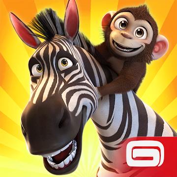 دانلود Wonder Zoo – Animal rescue 2.1.0f – بازی باغ وحش نجات حیوانات اندروید
