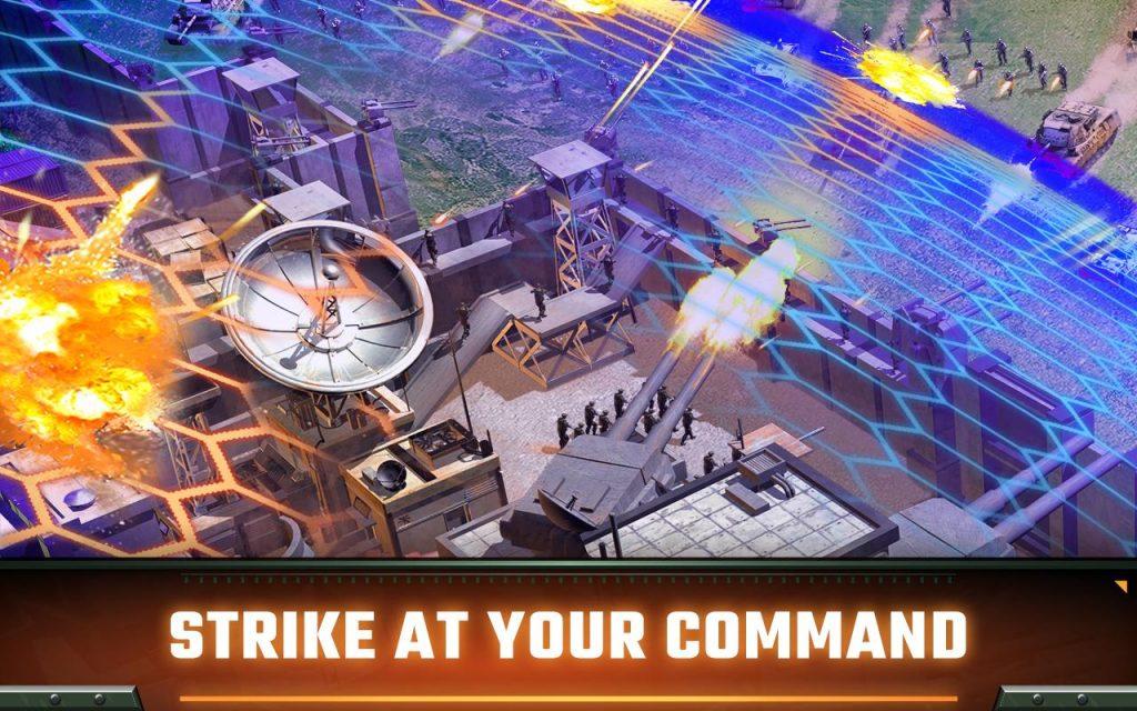 دانلود World War Rising 5.0.12.50 - بازی استراتژی جنگ جهانی اندروید