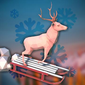 دانلود Animal Adventure: Downhill Rush 1.31 – بازی ماجراجویی حیوانات اندروید