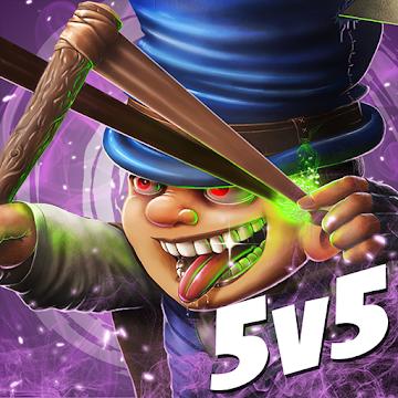 دانلود بازی Awakening of Heroes: MOBA 5V5 v1.2.2 اکشن آنلاین بیداری قهرمانان اندروید+دیتا