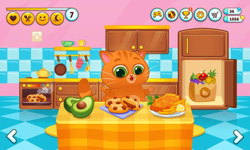 دانلود Bubbu – My Virtual Pet 1.78 - بازی بوبو حیوان خانگی مجازی اندروید