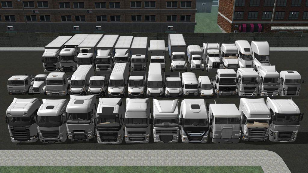 دانلود Cargo Transport Simulator 1.15.2 - بازی شبیه سازی کامیون باربری اندروید