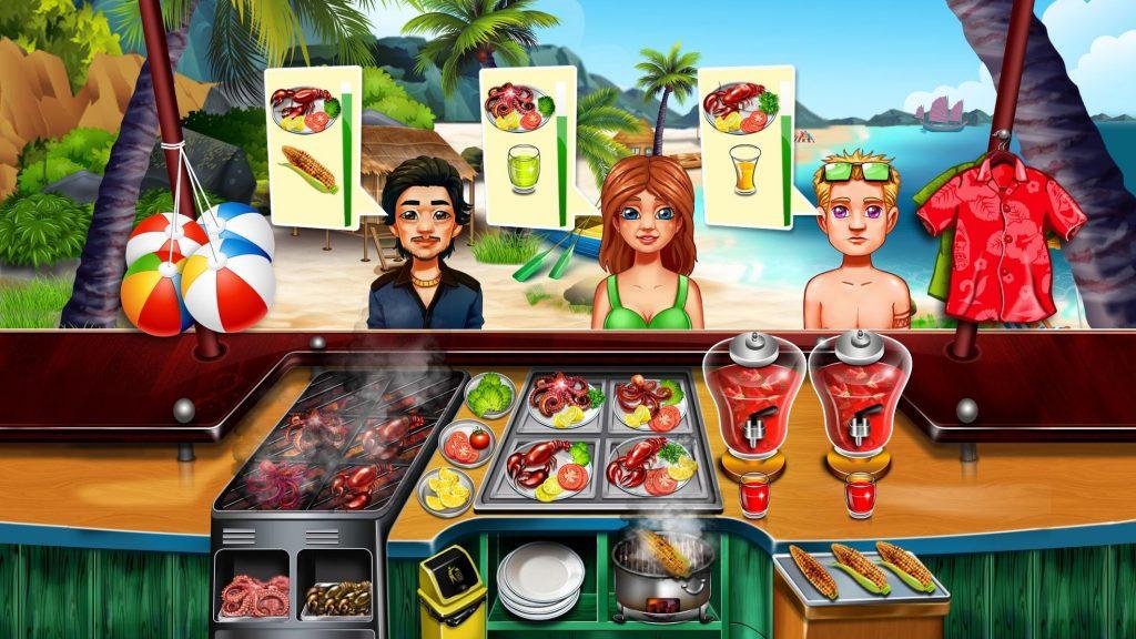 دانلود Cooking Fest : Chef Restaurant 1.51 - بازی رقابتی جشنواره آشپزی اندروید