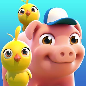 دانلود فارم ویل FarmVille 3 – Animals 1.8.15142 – بازی مزرعه داری آنلاین اندروید