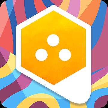 دانلود Hexologic 2.1 – بازی پازلی و فکری منطق شش ضلعی اندروید