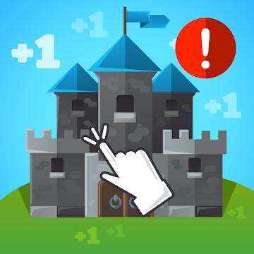 دانلود Idle Medieval Tycoon – Idle Clicker Tycoon Game 1.0.5.4 – بازی استراتژیکی توسعه شهراندروید