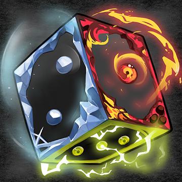 دانلود Mage Dice 1.1.6 – بازی جالب جادوگر و تاس اندروید