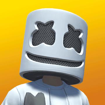 دانلود Marshmello Music Dance 1.4.6 – بازی موزیکال با مارشملو اندروید