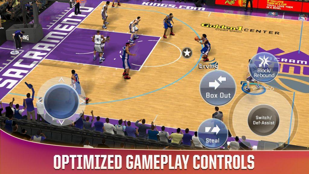 دانلود NBA 2K20 v88.0.1 - بازی ورزشی بسکتبال NBA 2K20 اندروید