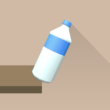 دانلود Bottle Flip 3D v1.55  – بازی چالش انگیز تمرکز حواس اندروید