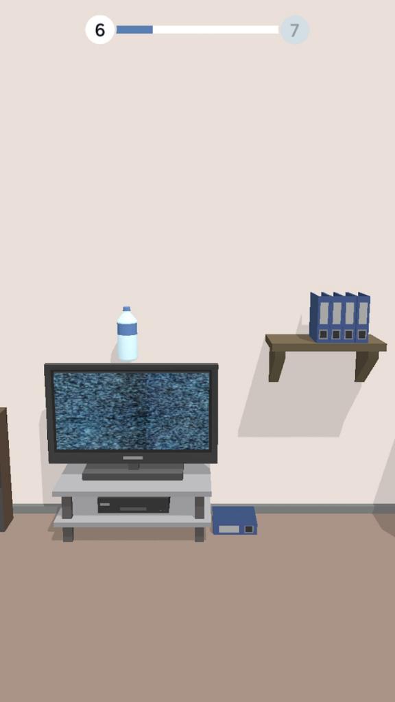 دانلود Bottle Flip 3D v1.55  - بازی چالش انگیز تمرکز حواس اندروید