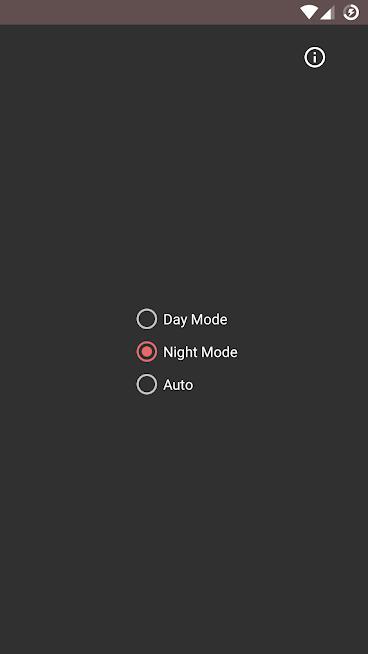 دانلود Dark Mode 2.23 - برنامه حالت تاریک برای اندروید