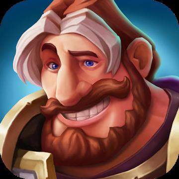 دانلود Dragon and Lords-Castle Clash Game 1.0.4 بازی اژدها و اربابان اندروید