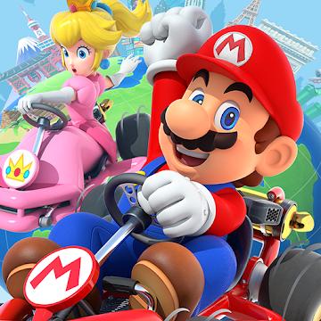 دانلود Mario Kart Tour 1.6.0 – بازی اکشن تور ماریو کارت اندروید